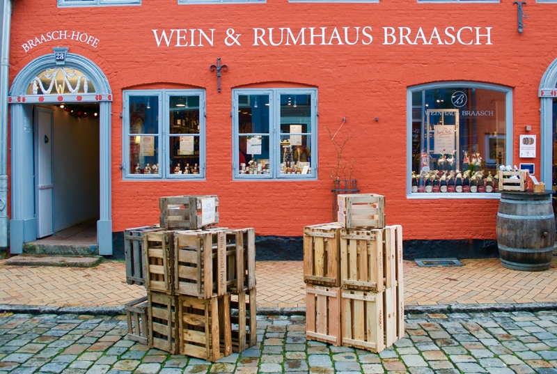 A day trip to Flensburg